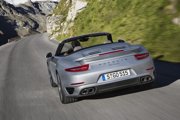 2013 Porsche 911 ( 991 ) turbo cabriolet 398046
