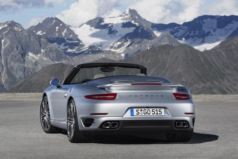 2013 Porsche 911 ( 991 ) turbo cabriolet 398049