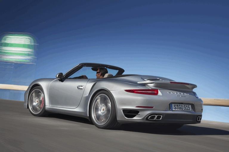 2013 Porsche 911 ( 991 ) turbo cabriolet 398050