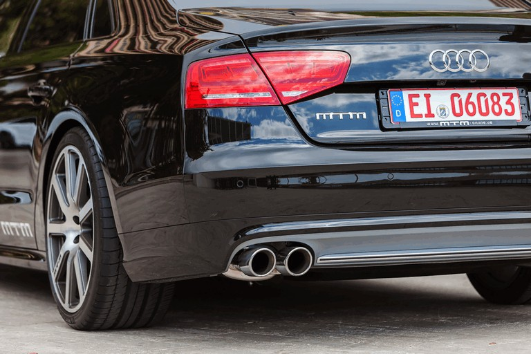 2013 Mtm S8 Biturbo Based On Audi S8 D4 398290 Best