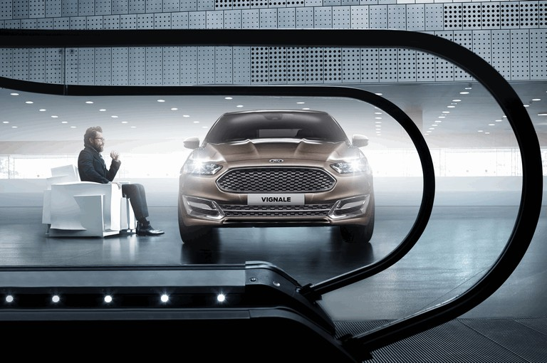 2013 Ford Mondeo Vignale concept 398315