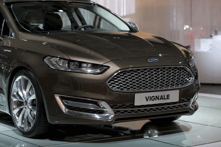 2013 Ford Mondeo Vignale concept 398318