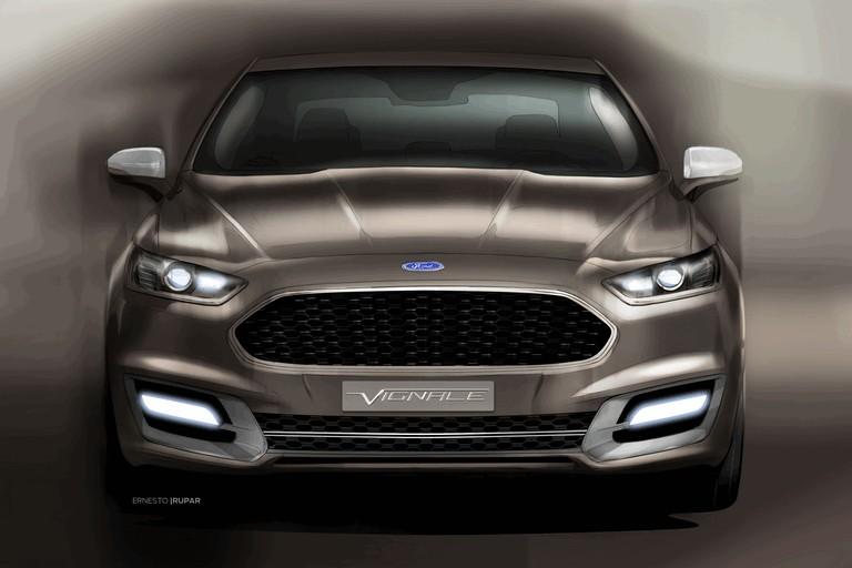 2013 Ford Mondeo Vignale concept 398337