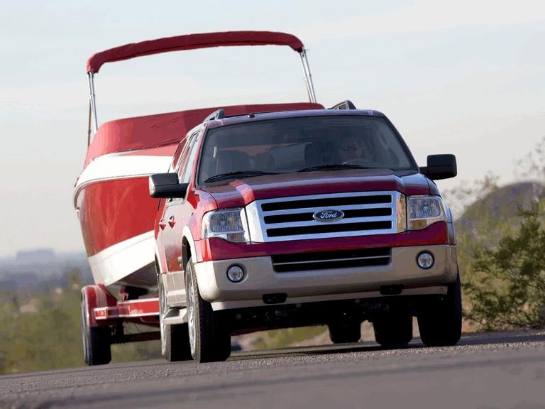 2007 Ford Expedition EL Eddie Bauer 220072