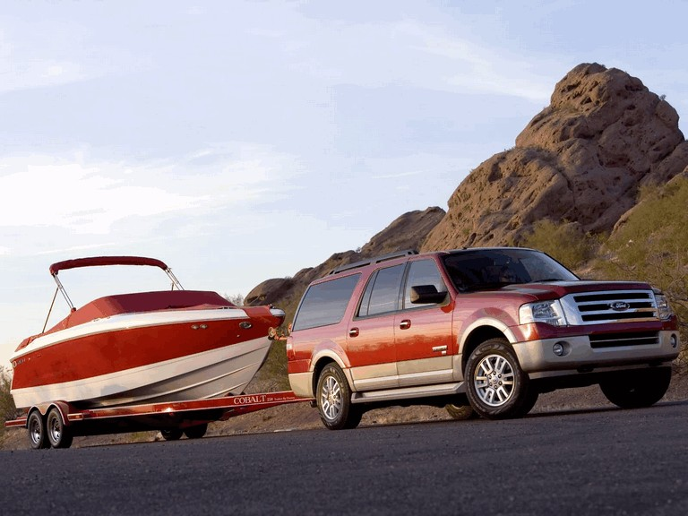 2007 Ford Expedition EL Eddie Bauer 220073
