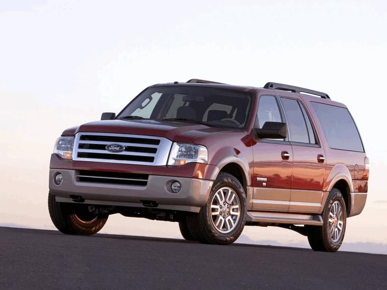 2007 Ford Expedition EL Eddie Bauer 220075