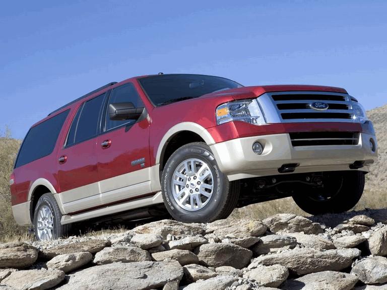 2007 Ford Expedition EL Eddie Bauer 220076