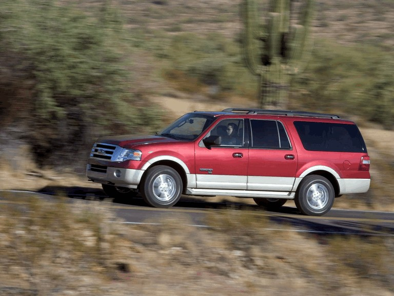 2007 Ford Expedition EL Eddie Bauer 220078