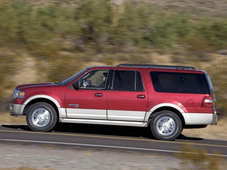 2007 Ford Expedition EL Eddie Bauer 220079