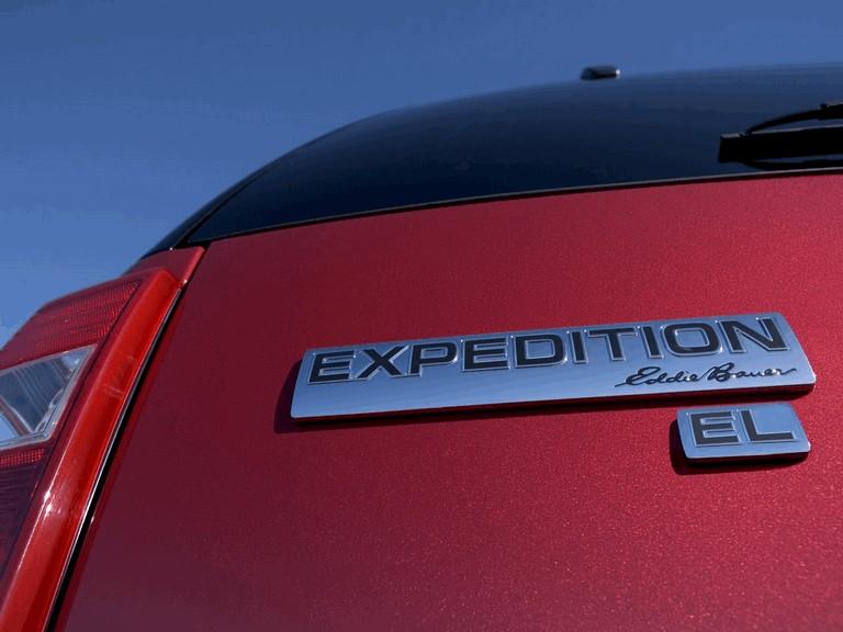2007 Ford Expedition EL Eddie Bauer 220084