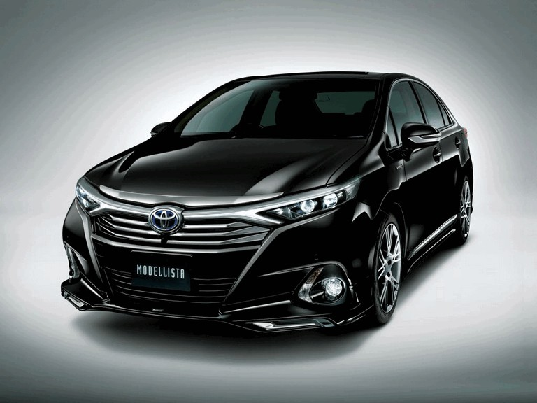 2013 Toyota Sai by Modellista 398769