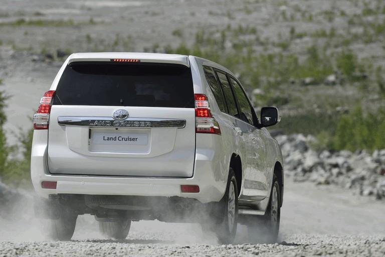 2014 Toyota Land Cruiser 398809