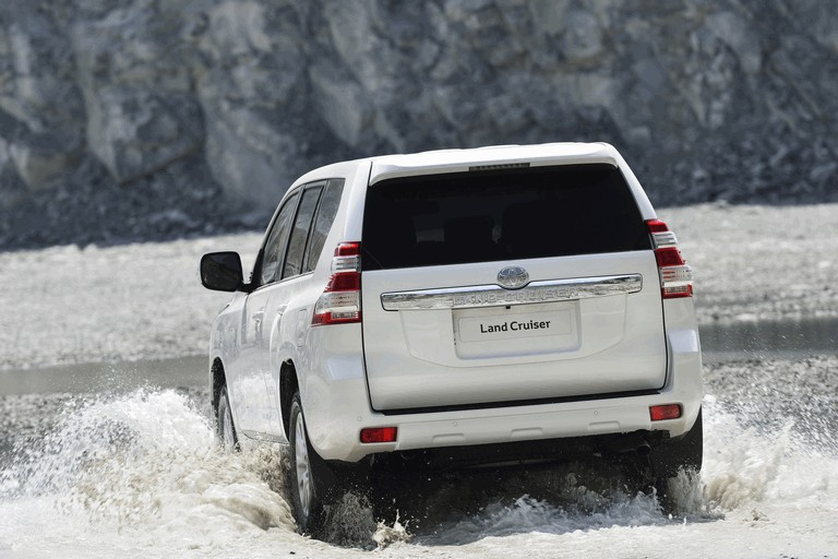 2014 Toyota Land Cruiser 398818