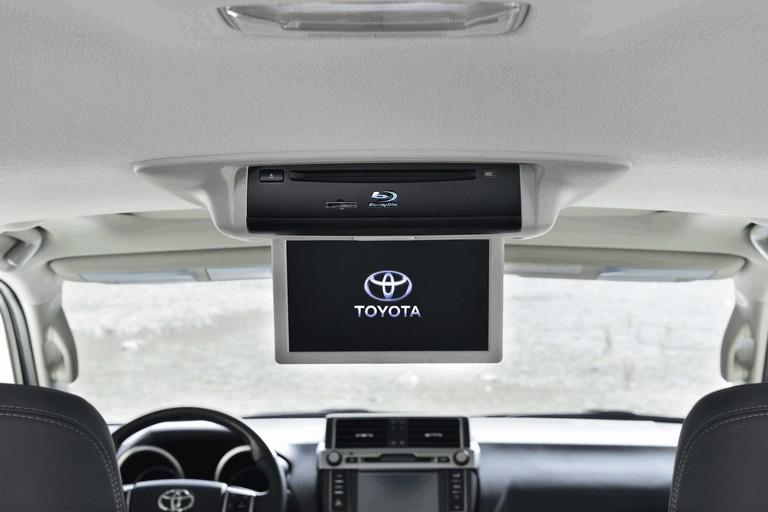 2014 Toyota Land Cruiser 398867