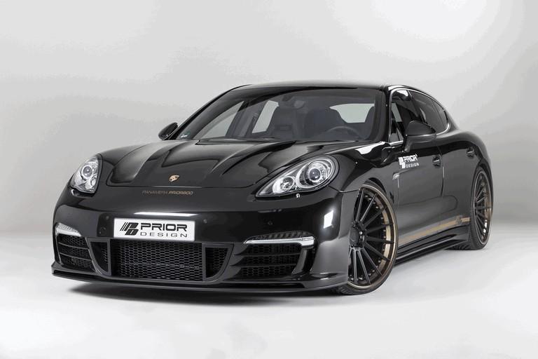 2013 Porsche Panamera ( 970 ) with Prior600 AeroKit by Prior Design 399139