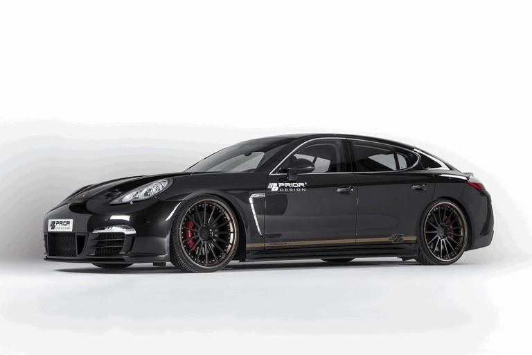 2013 Porsche Panamera ( 970 ) with Prior600 AeroKit by Prior Design 399140