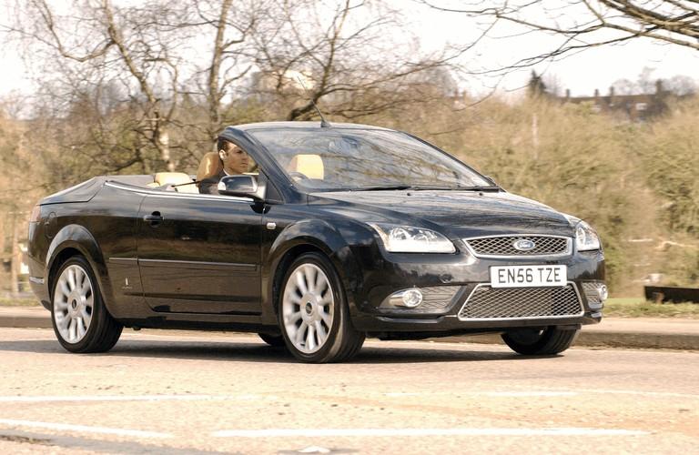 2007 Ford Focus Coupé-Cabriolet UK version 220145