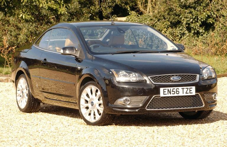 2007 Ford Focus Coupé-Cabriolet UK version 220150