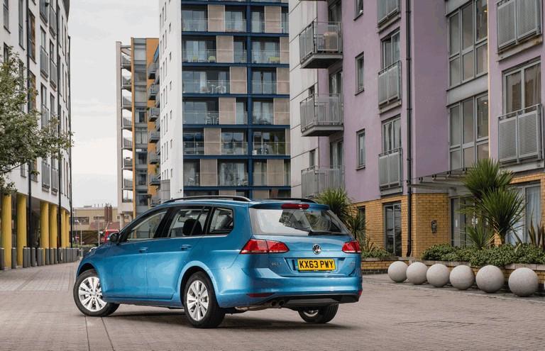 2013 Volkswagen Golf ( VII ) Estate - UK version 399276