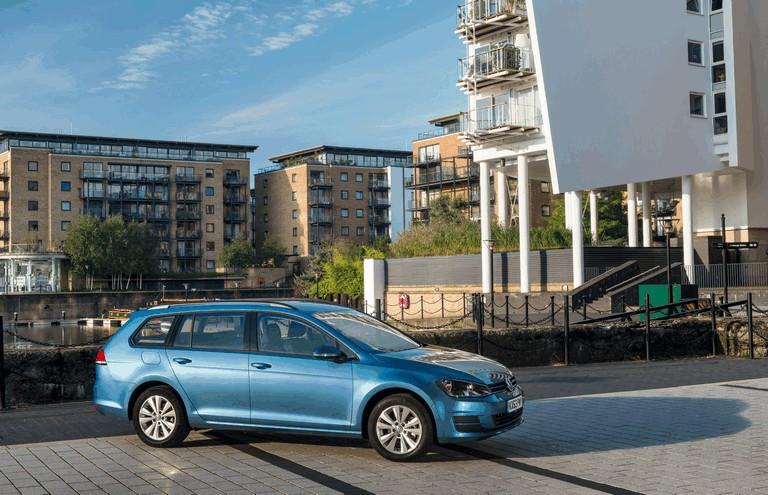 2013 Volkswagen Golf ( VII ) Estate - UK version 399279
