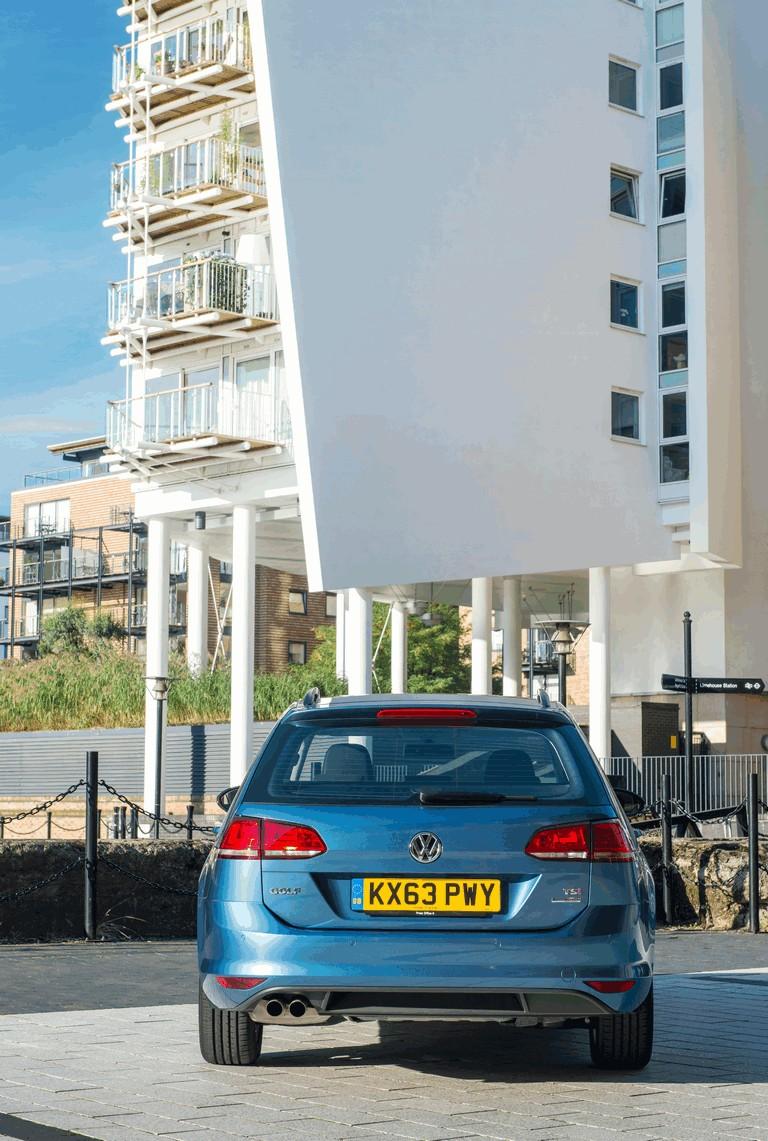 2013 Volkswagen Golf ( VII ) Estate - UK version 399283