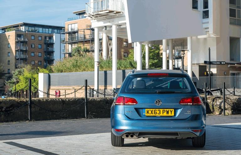 2013 Volkswagen Golf ( VII ) Estate - UK version 399284