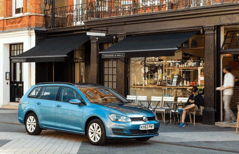 2013 Volkswagen Golf ( VII ) Estate - UK version 399285