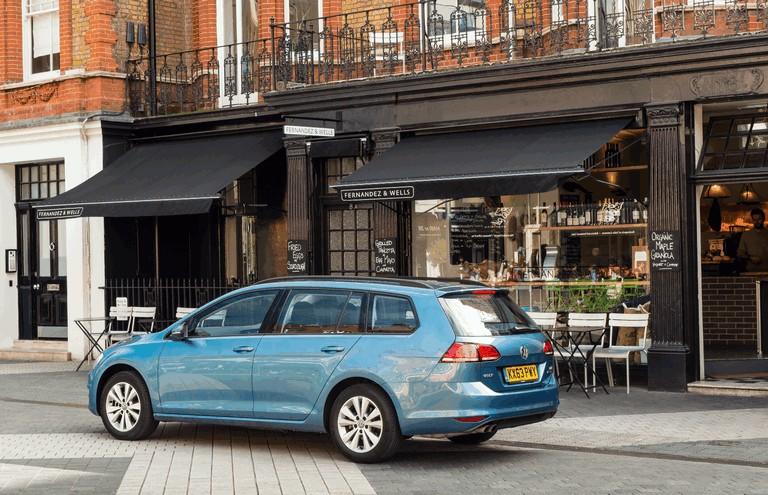 2013 Volkswagen Golf ( VII ) Estate - UK version 399287