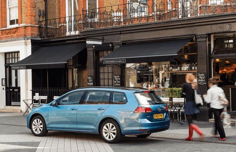 2013 Volkswagen Golf ( VII ) Estate - UK version 399288