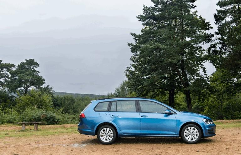 2013 Volkswagen Golf ( VII ) Estate - UK version 399290