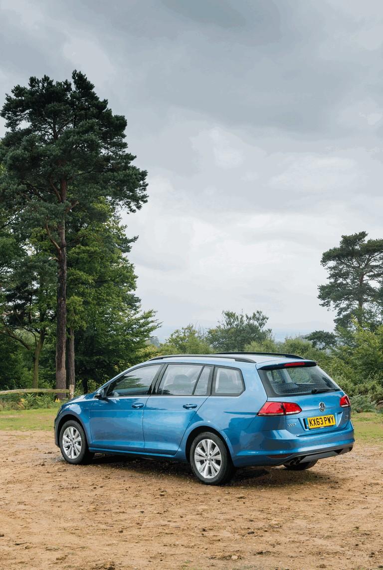 2013 Volkswagen Golf ( VII ) Estate - UK version 399292