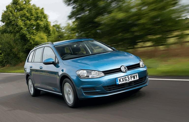 2013 Volkswagen Golf ( VII ) Estate - UK version 399294