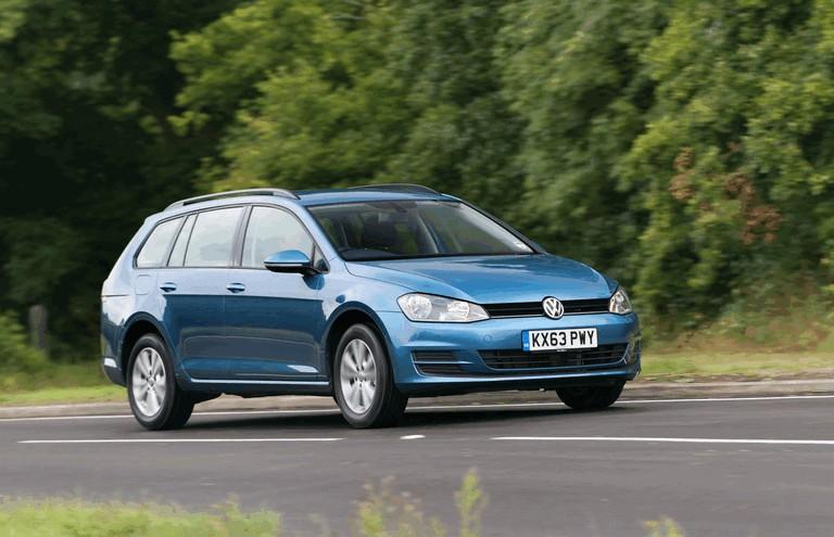 2013 Volkswagen Golf ( VII ) Estate - UK version 399297