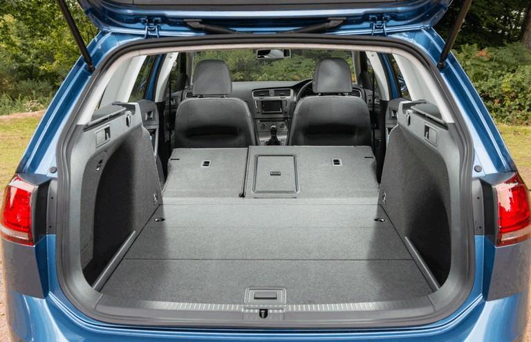 2013 Volkswagen Golf ( VII ) Estate - UK version 399310