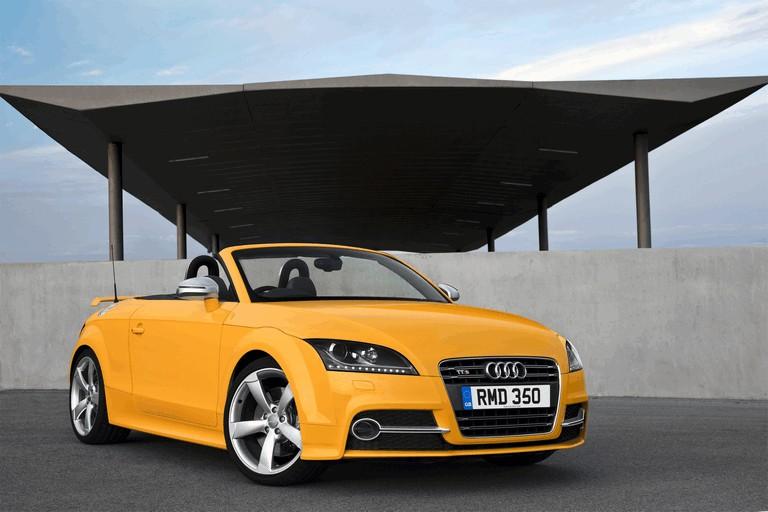 2013 Audi TTS cabriolet Limited Edition - UK version 399721