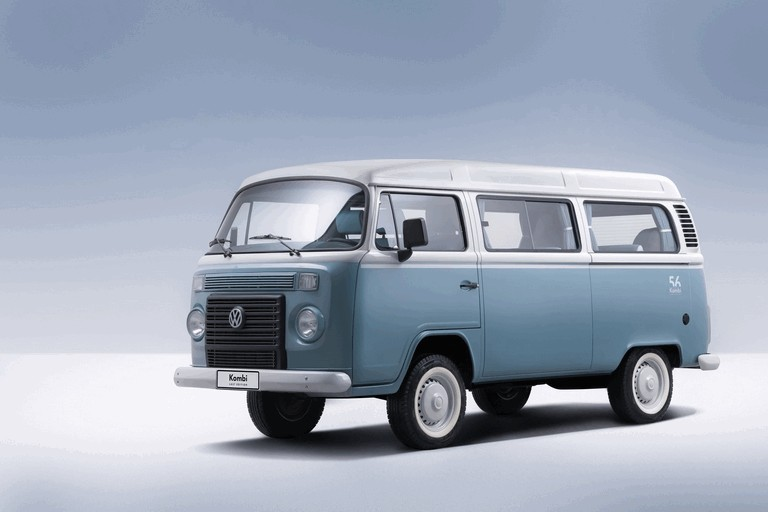 2013 Volkswagen Kombi Last Edition 399750