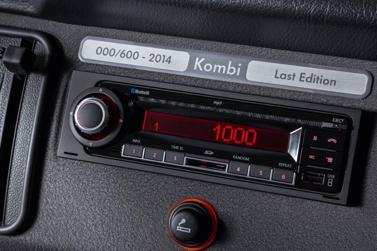 2013 Volkswagen Kombi Last Edition 399760