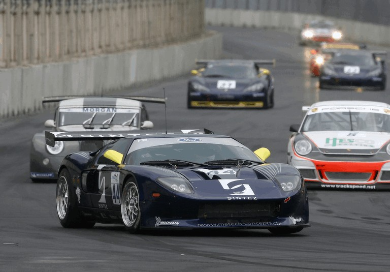 2007 Ford GT by Matech Racing 494849