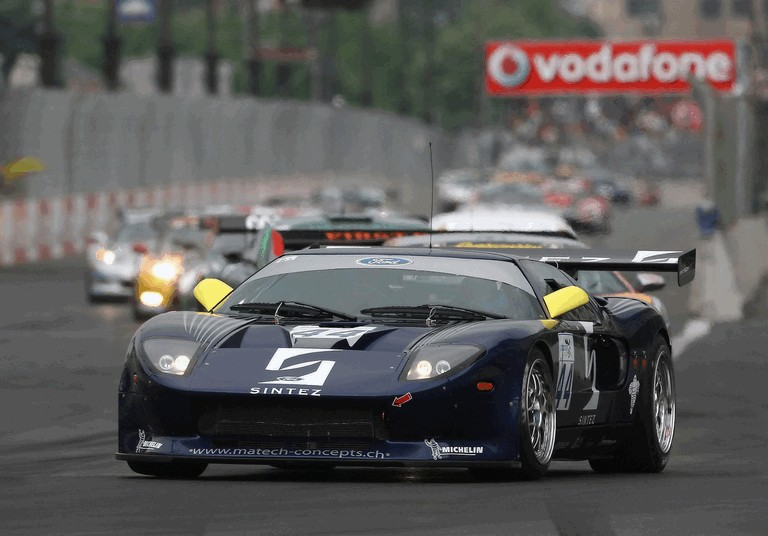 2007 Ford GT by Matech Racing 494850