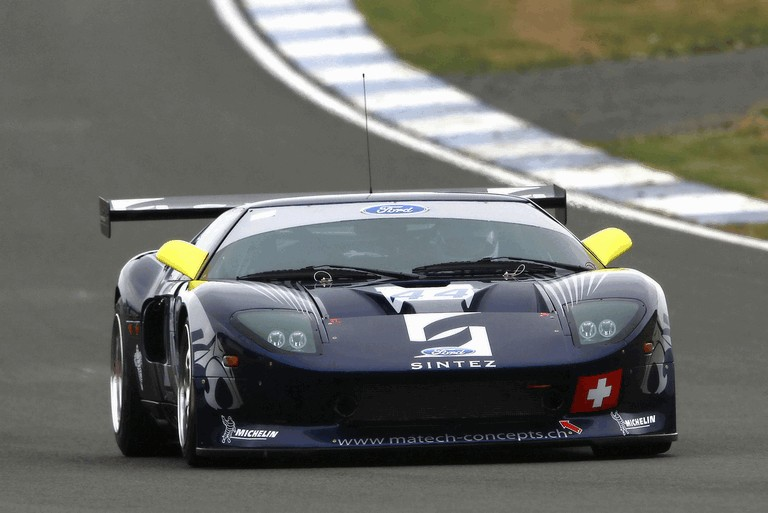 2007 Ford GT by Matech Racing 494853