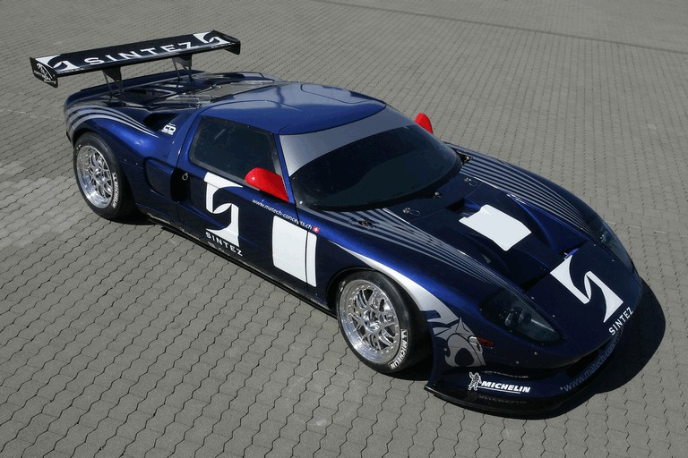 2007 Ford GT by Matech Racing 494862