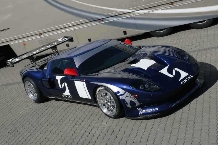 2007 Ford GT by Matech Racing 494863