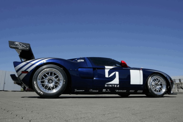 2007 Ford GT by Matech Racing 494866