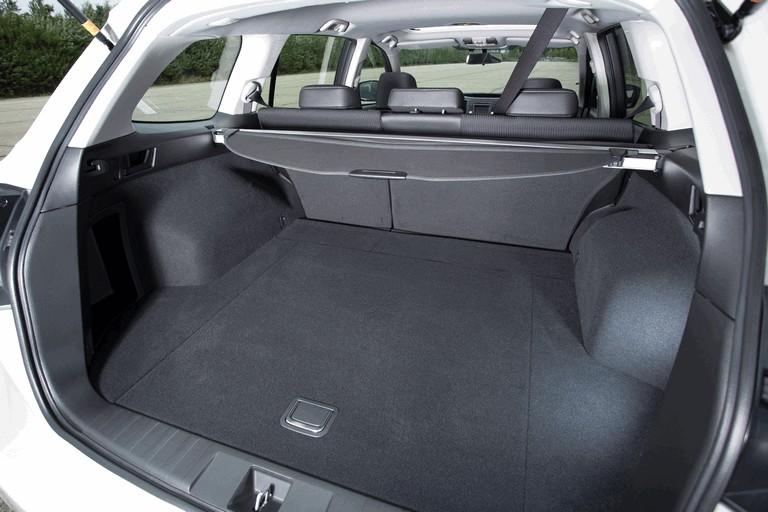 2013 Subaru Outback 2.0D SZ Lineartronic - UK version 400018