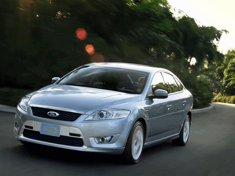2007 Ford Mondeo in James Bond 007 - Casino Royale 220216