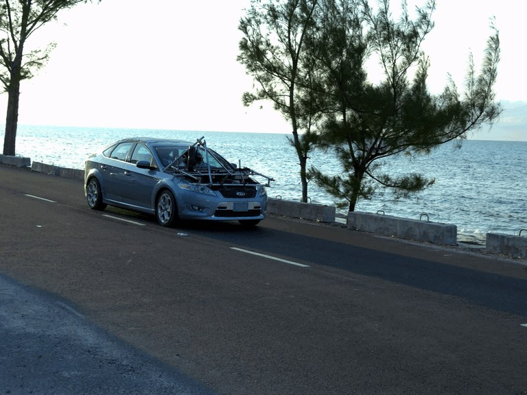 2007 Ford Mondeo in James Bond 007 - Casino Royale 220220