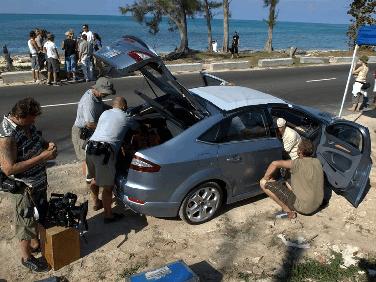 2007 Ford Mondeo in James Bond 007 - Casino Royale 220224