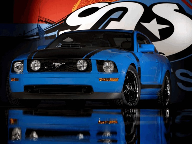 2007 Ford Mustang Boss 302 220226