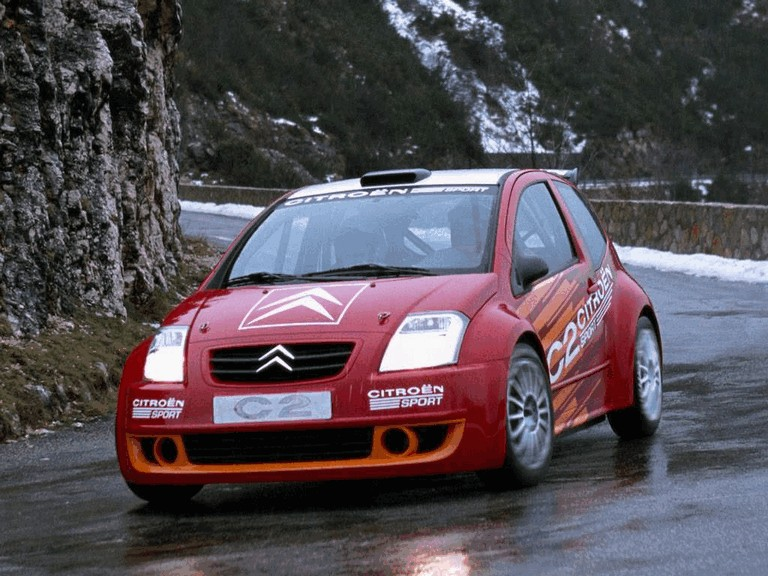 2003 Citroën C2 Sport concept 400424