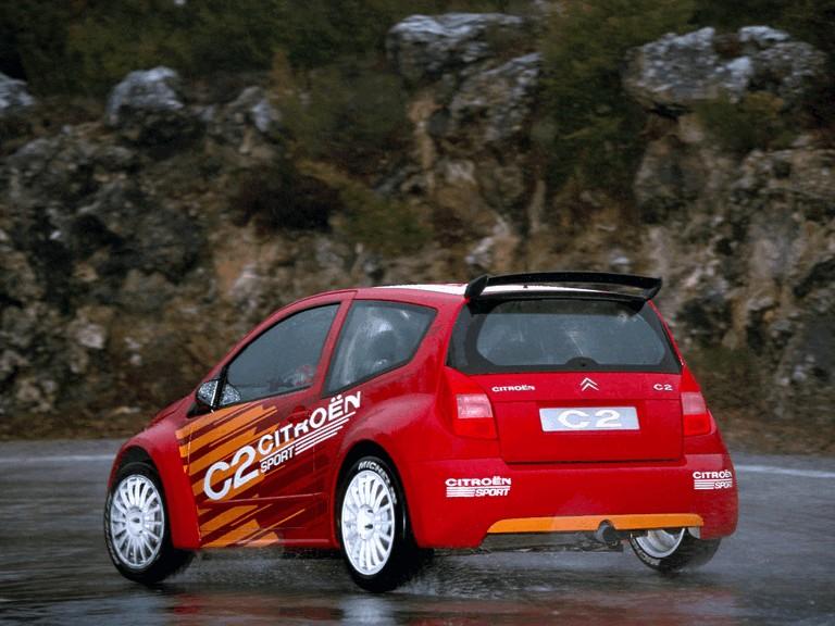2003 Citroën C2 Sport concept 400429